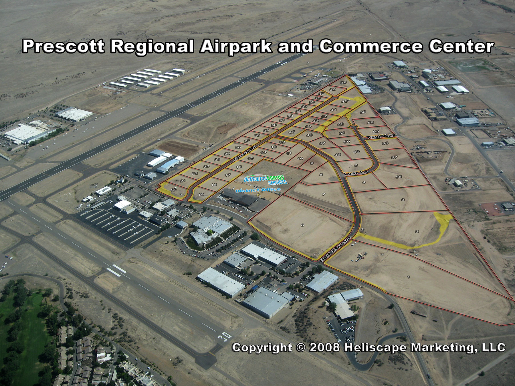 Prescott Airport Site 160 acres